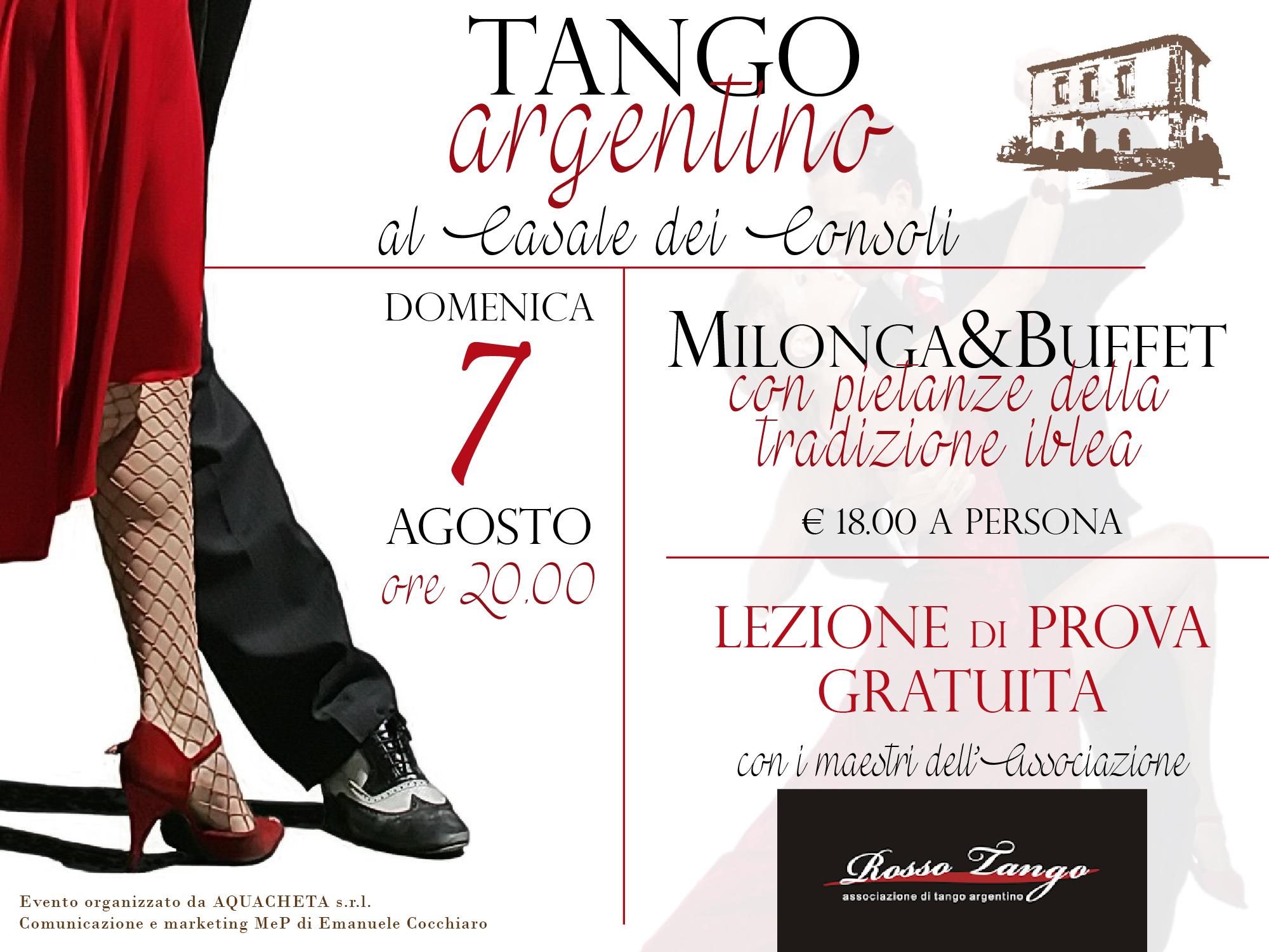 tango casale consoli